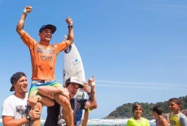 Mundial de Surf acontece este mês em Itacaré