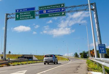 Via Metropolitana reduz tempo de deslocamento no feriadão | Divulgação