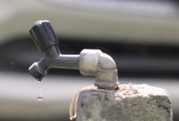 Fornecimento de água será interrompido nos bairros do Bonfim e de Monte Serrat | Luciano da Matta | Ag. A TARDE