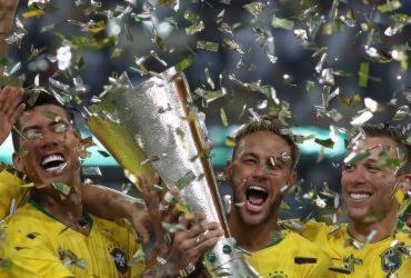 Tite elogia desempenho da seleção em vitória no clássico: 'Mereceu vencer' |