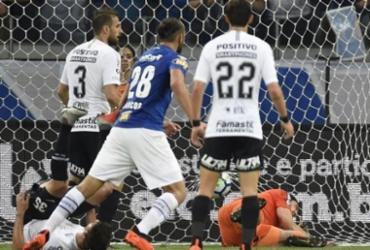 Cruzeiro e Corinthians foram alguns dos clubes que votaram contra a implantação do VAR no Campeonato Brasileiro - Douglas Magno   AFP