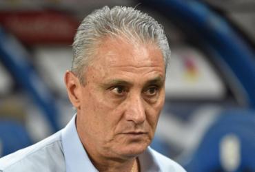 Tite mantém mistério e não divulga escalação do Brasil para encarar a Argentina | Fayez Nurdeldine | AFP