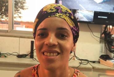 Mulher é presa com fuzil que seria entregue a comparsas em Salvador | Divulgação | SSP-BA