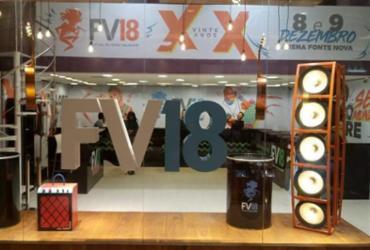 Grandes nomes da música nacional e internacional confirmam presença na #FV18 | Divulgação