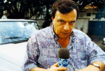 Morre o comunicador Gil Gomes, dono do bordão 'Aqui, agora' | Reprodução