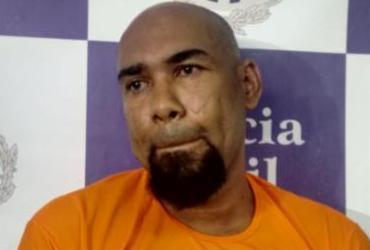 Paulo Sérgio Ferreira de Santana, de 36 anos, permanece em prisão preventiva por tempo indeterminado - Reprodução   SSP- BA