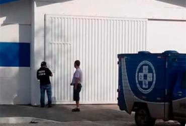 Homem é assassinado na porta de casa em Barreiras | Reprodução | blog do Sigi Vilares
