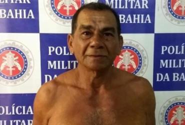 Idoso suspeito de abusar de neto é preso no interior do estado | Divulgação | SSP-BA