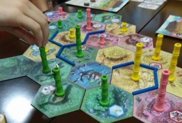 Coliseu dos Jogos resgata a cultura do jogo de tabuleiro em Salvador | Larissa Borges