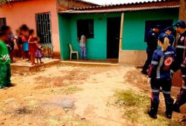 Homem é suspeito de queimar mulher e criança com óleo quente em LEM | Reprodução | Blog do Braga