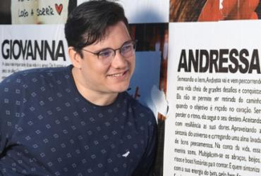 Fenômenos nas redes sociais, jovens escritores baianos ganham reconhecimento do mercado editorial | Luciano Carcará / Ag. A TARDE