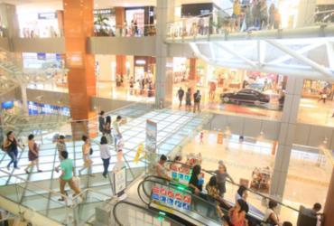 Lojas nos shoppings de Salvador não abrem neste domingo | Mila Cordeiro | Ag. A TARDE