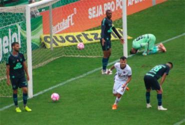 Com gol de Lucas Fernandes, Leão vence a Chapecoense e sai da zona | Moysés Suzart | EC Vitória