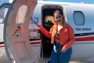 Aeronave de Marília Mendonça não consegue decolar e show é cancelado em Goiás | Reprodução | Instagram