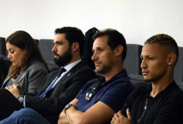 Neilton e Rodrigo Carpegiani levam gancho de uma partida por confusão contra o Inter | Daniela Lameira | Site STJD