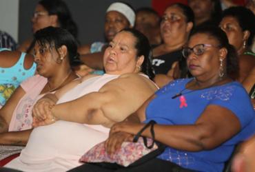 Palestra discute a importância da redução do estresse na perda de peso | Elói Correa | Divulgação | GOV-BA