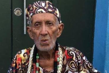 Morre aos 87 anos Babalorixá e fundador do Olodum Martins Lopes Santos | Reprodução | Facebook