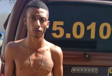 Homem que se passava por vendedor ambulante é preso após assaltar ônibus | Divulgação | SSP BA
