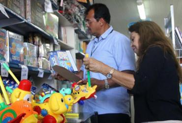 Operação apreende mais de 150 brinquedos em Salvador | Bruno Concha l Secom-PMS