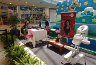 Shopping oferece serviços gratuitos de beleza e autocuidado para mulheres | Divulgação