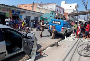 Motorista de aplicativo é morto a tiros dentro de carro em Feira de Santana | Reprodução | Foto Paulo José | Site Acorda Cidade