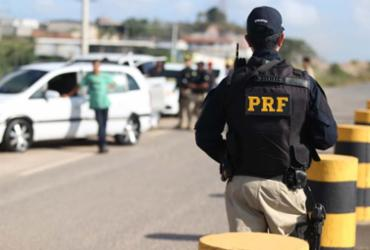 Polícia Rodoviária Federal promove campanha educativa para o trânsito | Joá Souza | Ag. A TARDE
