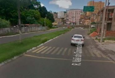 Colisão entre carro e moto deixa três feridos no Queimadinho | Reprodução | Google Maps