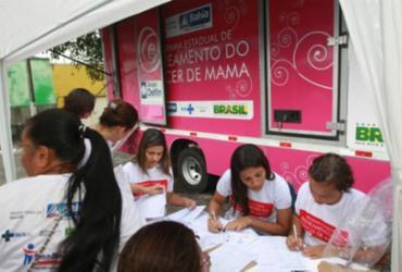 Saúde sem Fronteiras Rastreamento do Câncer de Mama chega a Boninal