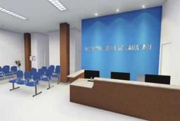 Reforma do Hospital Geral de Camaçari é autorizada