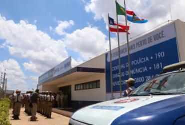 Base Comunitária é inaugurada em Barreiras