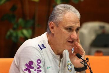 Tite pede cautela para a seleção brasileira em amistoso contra a Argentina | Lucas Figueiredo l CBF
