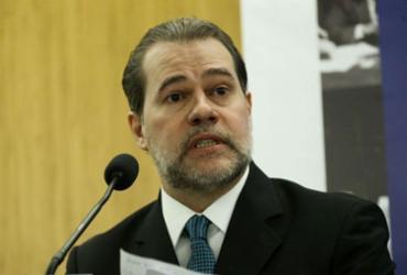 'Atacar o Poder Judiciário é atacar a democracia', diz Toffoli | Antonio Cruz l Agência Brasil