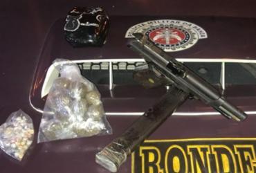 Suspeito de tráfico de drogas é morto em confronto no Vale das Pedrinhas | Divulgação | SSP-BA
