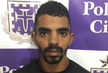 Luan Pereira foi localizado em casa com drogas e balanças de precisão - Divulgação   Polícia Civil