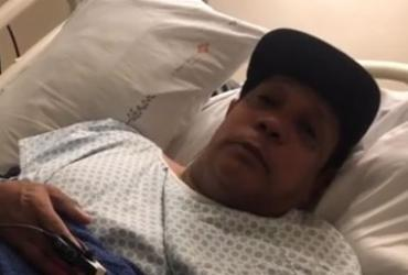 'Liminha está com paralisia facial', afirma esposa do funcionário do SBT | Reprodução | Instagram