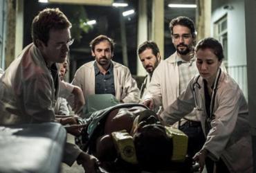 Evandro enfrenta novos desafios na série médica 'Sob Pressão' | Reprodução | TV Globo