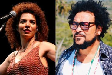 Vanessa da Mata e Jau realizam show em Salvador | Mila Cordeiro | Ag. A TARDE e Divulgação