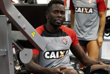 Vitória anuncia rescisão de contrato do zagueiro Kanu | Maurícia da Matta | EC Vitória
