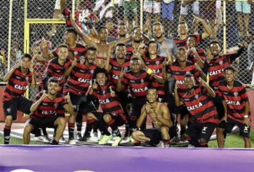 Vitória perde do Flamengo, mas vai à final do Brasileirão sub-20 | Maurícia da Matta l EC Vitópria