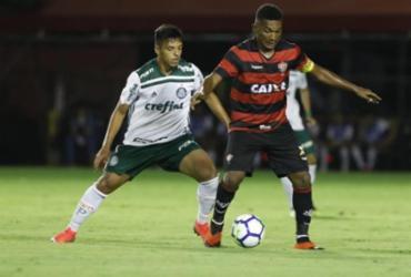 Vitória é goleado e jogo acaba em confusão no Brasileiro sub-20 | Adilton Venegeroles l Ag. A TARDE