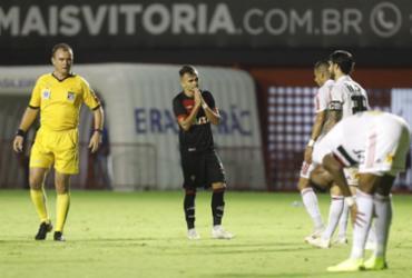 Vitória tropeça no São Paulo em casa e permanece no Z-4   Adilton Venegeroles l Ag. A TARDE