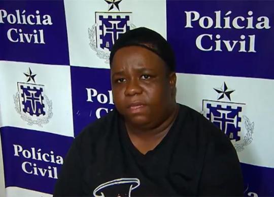 Mulher matou família após demonstrar interesse em marido da vítima, diz polícia | Reprodução l Rede Bahia