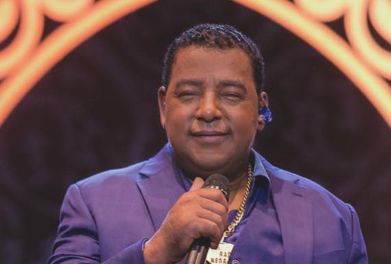 Raça Negra celebra 35 anos de carreira na Concha Acústica do TCA   Reprodução   Instagram