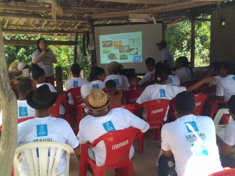 O projeto pretende atender todas as comunidades rurais do município que tenha potencial agrícola e artesanal - Foto: Divulgação