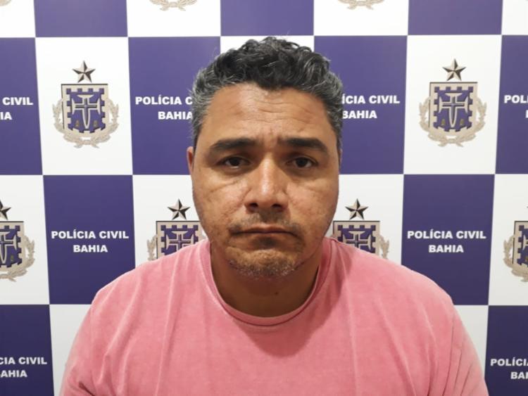 Ao prestar depoimento, Rogério confessou ter construído a pista - Foto: Divulgação | SSP-BA