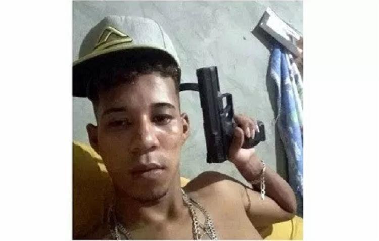 Bruno Conceição de Souza, conhecido como Shrek, chegou a ser socorrido, mas não resistiu - Foto: Reprodução | Verdinho Notícias