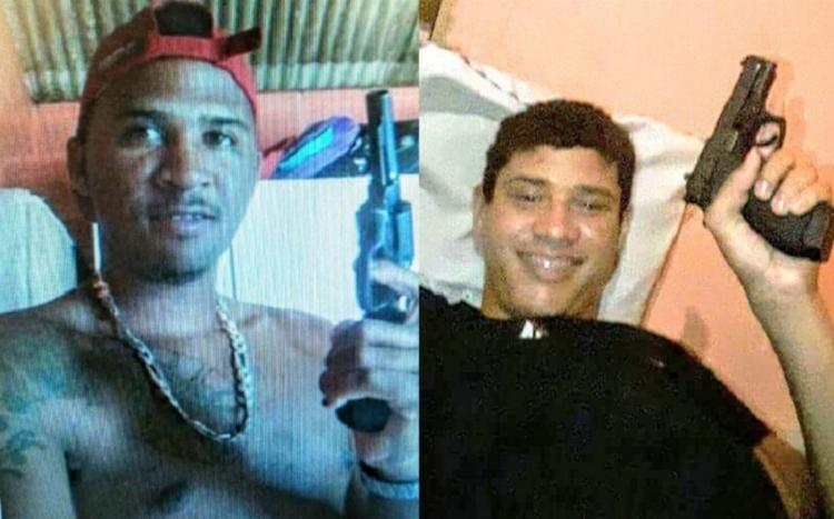 Com o transtorno, os dois suspeitos foram levados para o Hospital Municipal, mas não resistiram aos ferimentos - Foto: Reprodução | Liberdade News
