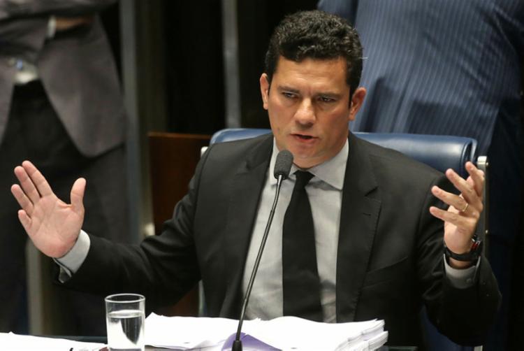 O juiz federal foi cotado pelo presidente eleito também para uma vaga no Supremo Tribunal Federal - Foto: Antônio Cruz | Agência Brasil