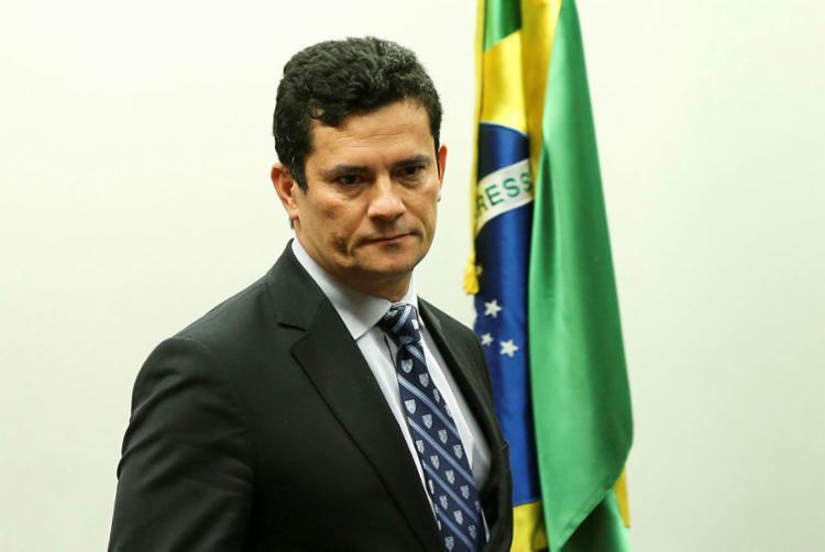 O juiz Sérgio Moro admitiu que poderá aceitar o convite caso ele seja feito - Foto: Marcelo Camargo | Agência Brasil