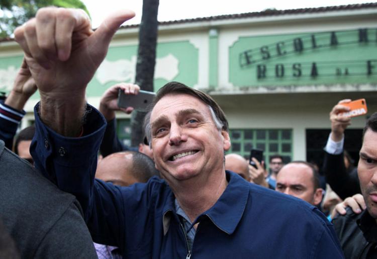 Integrantes da cúpula de Bolsonaro já procuraram economistas que colaboraram nas campanhas de rivais - Foto: Fernando Souza   AFP